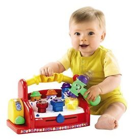 Fabulous condition Fisher Price Laugh and Learn Toolbench. Smoke free home