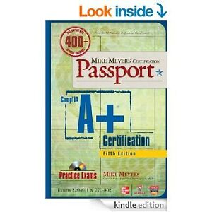 Mike Meyers certification Passeport Comptia A+