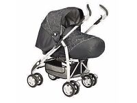 Silvercross 3d travel system pram/pushchair