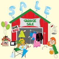 HUGE Two-Family Garage Sale - July 3/4 - Charleswood NW