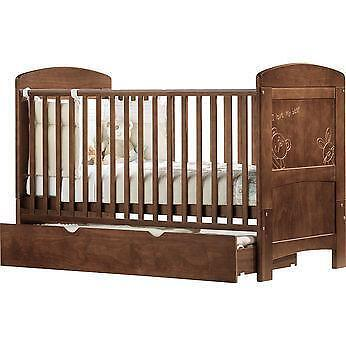 When I saw it in babies r us it was $ cheaper than some of the booris but still a little much for me. so for $ plus mattress I do think it's good value the cot was really good and sturdy. I've looked a few cheaper options like cots for tots as I like that certain style and they are ok, not bad.