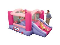 Little Tikes Jump and Slide Bouncy Castle