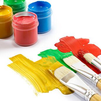 Der erste Schritt zum Meisterbild: Tipps für den Kauf von Ölfarbe