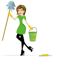 Looking for a sexy house cleaner
