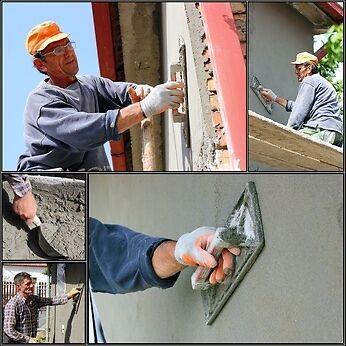 Verschiedene Putze zum Bauen und Renovieren – ein Ratgeber