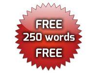 New! Article, Content, Writing services, Blog writer, Website SEO, Copywriting, Copywriter,