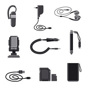 CHARGER - POWER ADAPTER - APPLE - IPHONE - CELL PHONE - LAPTOP