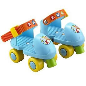 In the night garden roller skates
