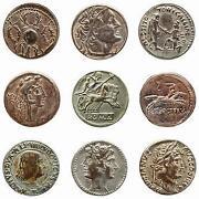 Römische Münzen Lot