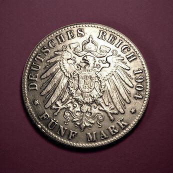 Ratgeber: Münzen aus dem Deutschen Reich (1871-1945)