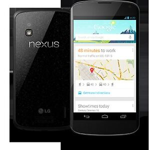 PRICED 2 SELL - UNLOCKED LG NEXUS 4 16GB works for all + WIND