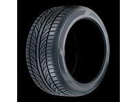 new tyre 205/55/16
