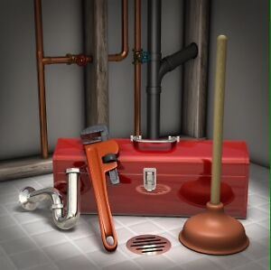 Same day plumbing services and drain cleaning.