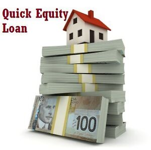 Quick Private Mortgage, 1st/2nd Mortgage, Bruised Credit!