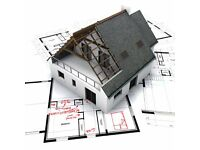 Architectural Drawings / Extensions Work Cheap rates