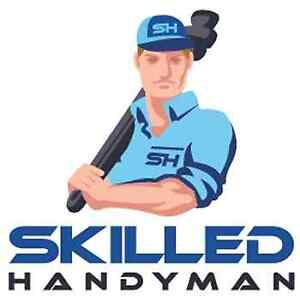 LOOKING FOR SKILLED HANDYMAN - $20 PER HOUR - CASH
