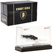 Knight Rider Hot Wheels SDCC 2012