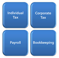 Accounting & Income Tax Returns: Personal and Business
