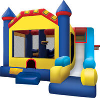 Bouncy Castle starting at $100 day with delivery