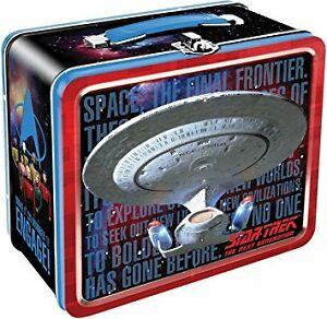 Star Trek Next Generation lunch box!!
