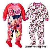 2T Girls Pajamas