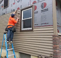 SIDING SOFFIT FASCIA EAVESTROUGH REPAR AND INSTALLATION