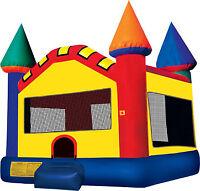 Water Slides, Bouncy Castles, Obstacle, Tents, Fun Foods! Rental