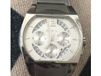 BEAUTIFUL BREIL STAINLESS STEEL LADIES WATCH ,IN EXCELLENT CONDITION