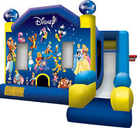 Disney Castle for rent all-year parties