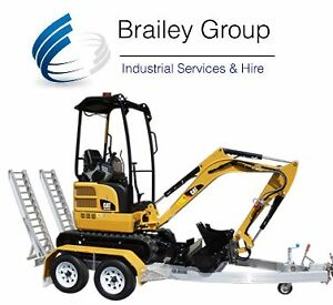 Excavator HIRE / Digger HIRE From $220 Day Rate-Excavation-Turf Appin Wollondilly Area Preview
