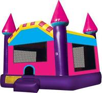FULL DAY BOUNCY CASTLE RENTALS - GREAT RATES!!