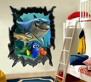 3D Finding Dory- Wall Art Vinyl Decal Sarnia Sarnia Area image 1