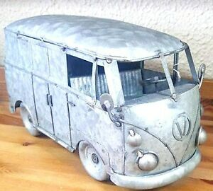 Rustic Metal Camper for those who love camping
