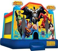 Hero Party Rentals Inc.  Bouncy castles and more!