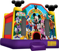 Mickey Park Jumping bouncy Castle Rental Delivered