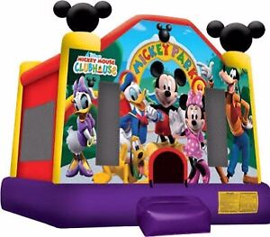 NEW MICKEY PARK CASTLE FOR HIRE $140 Liverpool Liverpool Area Preview