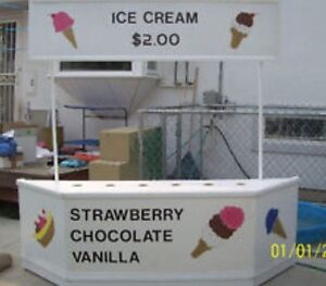 ICECREAM STAND