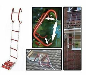 energency fire escape ladders
