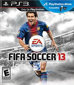 PS3 - FIFA SOCCER 13  - Play Station 3 game for sale.