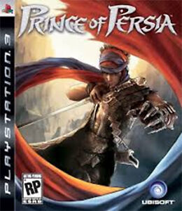 PS3 - PRINCE OF PERSIA - Play Station 3 game for sale.