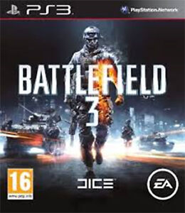 PS3 - BATTLEFIELD 3 - Play Station 3 game for sale.