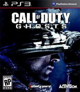 PS3 - CALL OF DUTY - GHOSTS - Play Station 3 game for sale.