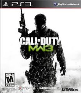 PS3 - CALL OF DUTY - MW3 - Play Station 3 game for sale.