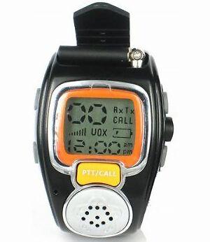 AGPtek Walkie Talkie Wristwatch