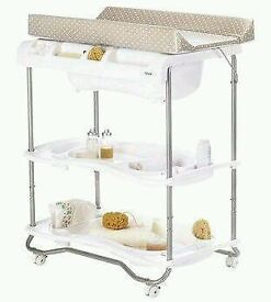 Bruin baby changing unit bath station changer toys r us
