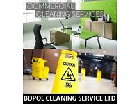 Commercial / Office Cleaning - Full Time, Part Time or Short Notice- Carpet Shampoo Wash