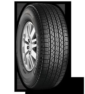 FOUR NEW TAKEOFF P225/65R17 Michelin Ladditude 225/65R17