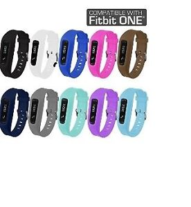 Fitbit One Purple and Accessories Cambridge Kitchener Area image 2