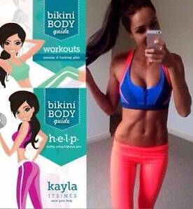 PDF Kayla Fitness and Workout OR Nutrition Booklet Ryde Ryde Area Preview