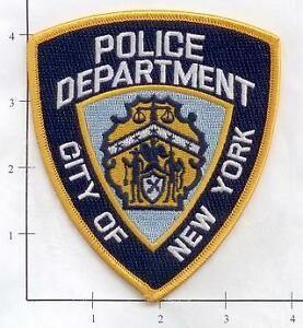 the new yorks police department during the past decade in the united states Has the job of america's police departments changed since september 11yes   workers on the scene: on september 11, thousands of new york city police.
